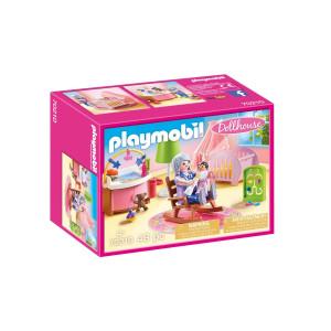 Playmobil® Dollhouse Babyrum 70210