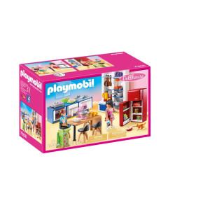 Playmobil® Dollhouse Familjekök 70206