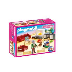Playmobil® Dollhouse Bekvämt vardagsrum 70207