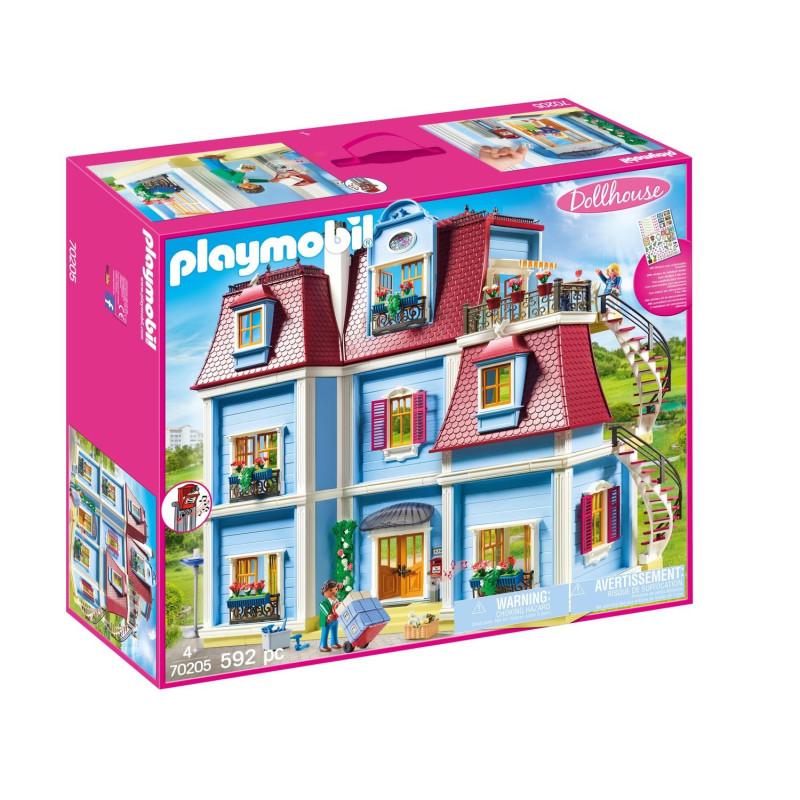 Playmobil® Dollhouse Mitt stora dockhus 70205