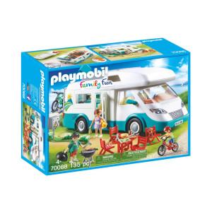 Playmobil® Family Fun Familjehusbil 70088
