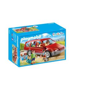 Playmobil® Family Fun Familjebil 9421