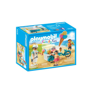 Playmobil® Family Fun Cykel med glassvagn 9426