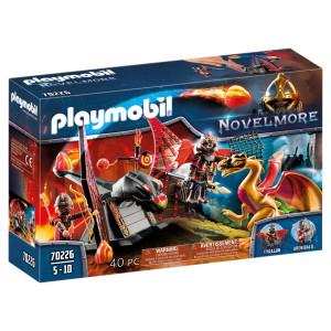 Playmobil® Novelmore Drakträning 70226