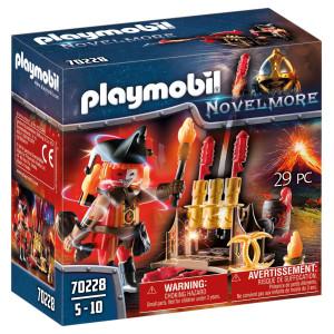 Playmobil® Novelmore Eldmästare med kanon 70228