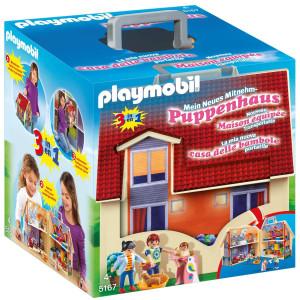 Playmobil® Mitt bärbara dockhus 5167