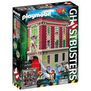 Playmobil® Ghostbusters™ Brandstation 9219