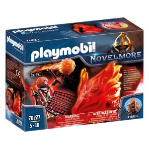 Playmobil® Novelmore Eldvakt med spöke 70227