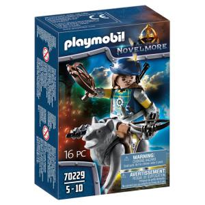 Playmobil® Novelmore armborstskytt med varg 70229