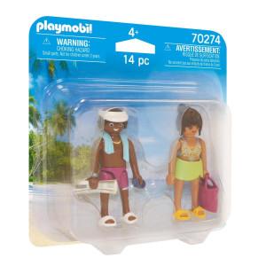 Playmobil® Par på semester 70274