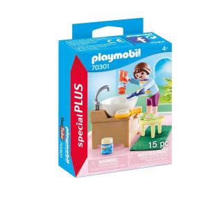 Playmobil® Special Plus Flicka med tandborste 70301