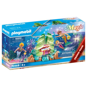 Playmobil® Magic Sjöjungfruarnas korallrev 70368