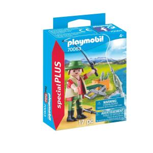 Playmobil® Special Plus Fiskare 70063