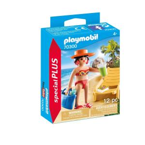 Playmobil® Special Plus Semesterfirare med solstol 70300