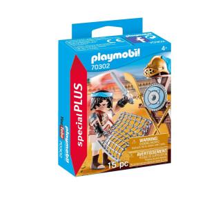 Playmobil® Special Plus Gladiator med vapenställ 70302
