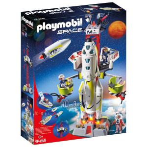 Playmobil® Space Marsraket med avfyrningsplats 9488