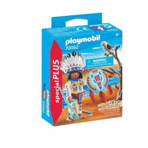 Playmobil® Special Plus Indianhövding 70062