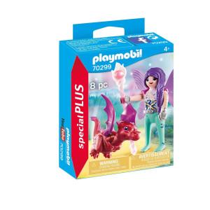 Playmobil® Special Plus Älva med drakunge 70299