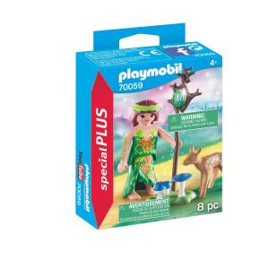 Playmobil® Special Plus Älva med rådjur 70059