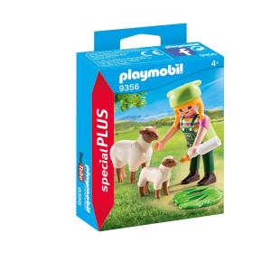 Playmobil® Special plus Bondflicka med får 9356