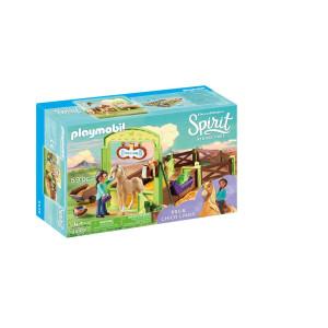"""Playmobil® Spirit Hästbox """"Pru och Chica Linda"""" 9479"""