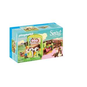 """Playmobil® Spirit Hästbox """"Abigail och Boomerang"""" 948"""