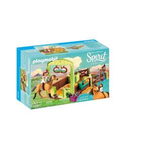 """Playmobil® Spirit Hästbox """"Lucky och Spirit"""" 9478"""