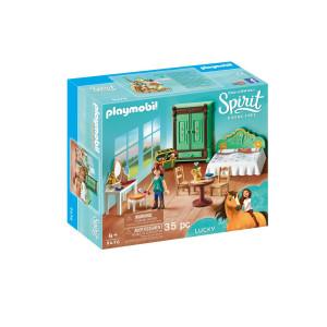 Playmobil® Spirit Luckys sovrum 9476