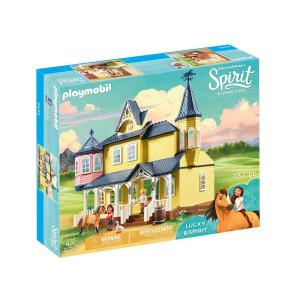 Playmobil® Spirit Luckys lyckliga hem 9475