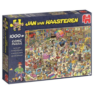 Jan Van Haasteren The Toy Shop 1000 bitar 19073