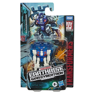 Transformers Battle Masters Soundbarrier