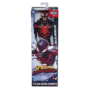 Spiderman Titan Hero Miles Morales
