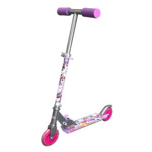 Unicorn Scooter med Blinkande hjul