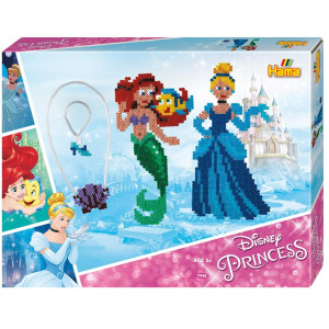 Hama Midi Box Disney Princess 4000st
