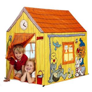 Bamse Lektält Hus