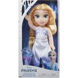 Frozen 2 Elsa the Snow Queen Stor Docka