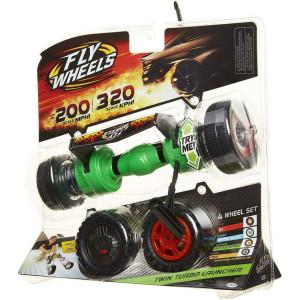 Fly Wheels Twin Turbo Launcher Grön
