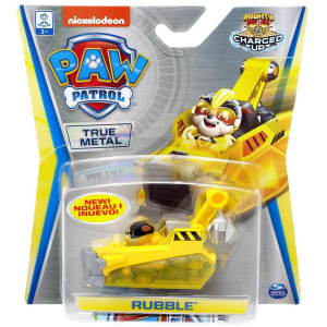 Paw Patrol True Metal 1-pack Charged Up Rubble