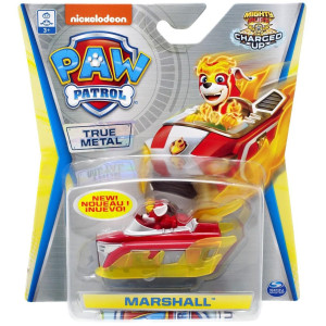 Paw Patrol True Metal 1-pack Charged Up Marshall