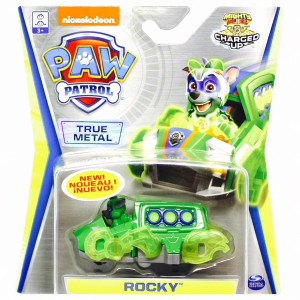 Paw Patrol True Metal 1-pack Charged Up Rocky