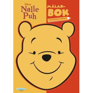 Målarbok Nalle Puh