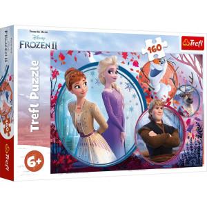 Trefl Disney Frozen 2 Pussel 160 bitar 15374