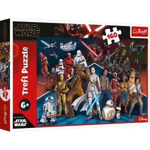 Trefl Heroes of StarWars Pussel 160 bitar 15375