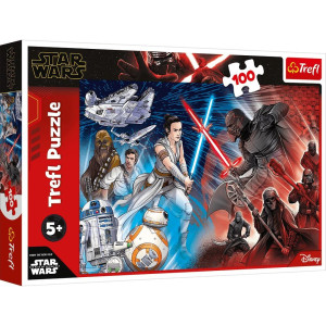 Trefl Light side VS Dark Side Pussel 100 bitar 16367