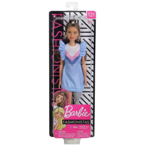 Barbie Fashionistas Docka 121 FXL54