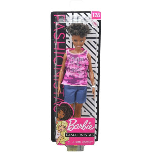 Barbie Fashionistas Docka 128 GHP98