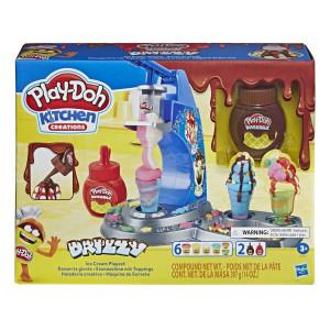 Play-Doh Drizzy Glassmaskin Lekset