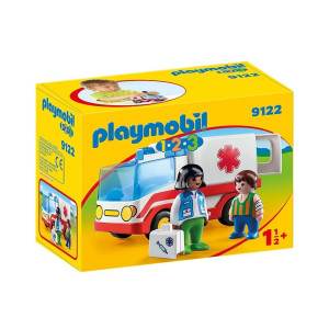 Playmobil® 1.2.3 Ambulans 9122