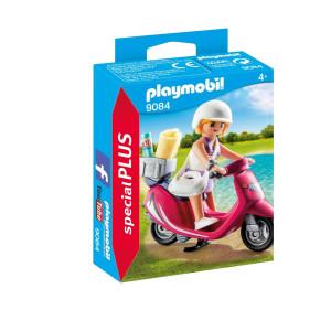 Playmobil® Special Plus Scooterförare 9084