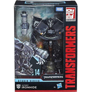 Transformers Studio Voyager Class Ironhide 14
